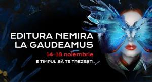 Editurile Nemira și Nemi la Gaudeamus 2018 - noutățile editoriale