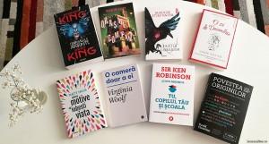 Noutăți literare 5-11 noiembrie 2018