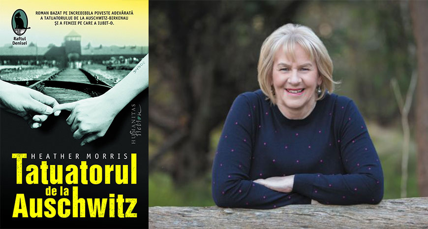 """Tatuatorul de la Auschwitz"", de Heather Morris (fragment)"