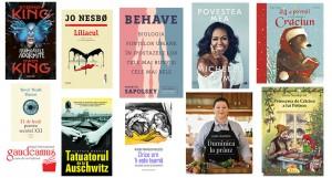 Cele mai vândute cărți la Gaudeamus 2018