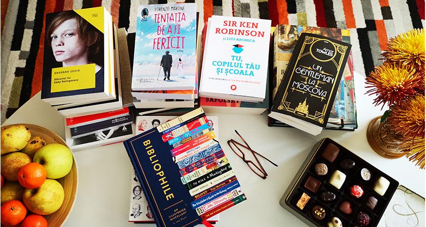 Cele mai frumoase cărți citite în 2018