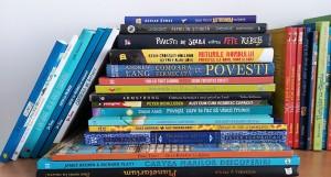 Recomandări din bibliotecă: cărți pentru copii