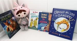 De la ce vârstă încep să-i citesc copilului și ce?