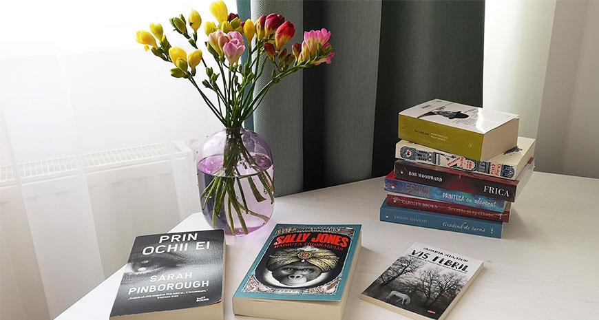 Noutăți literare 18-24 martie 2019