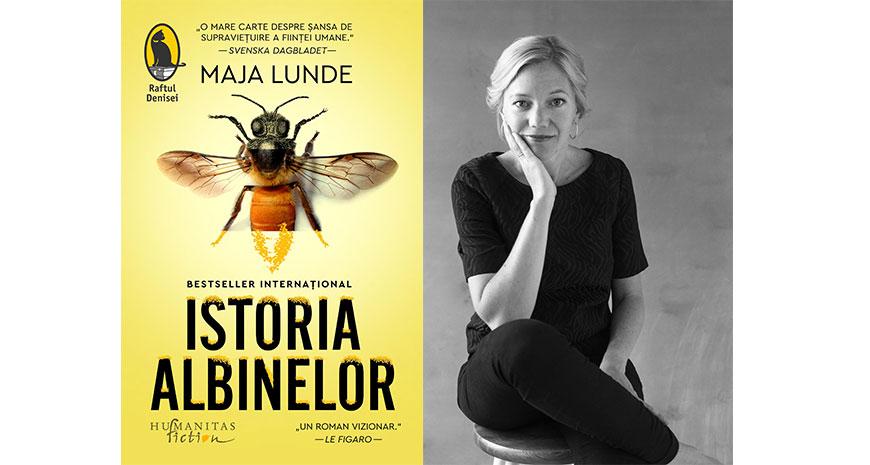"""""""Istoria albinelor"""", de Maja Lunde (fragment în avanpremieră)"""