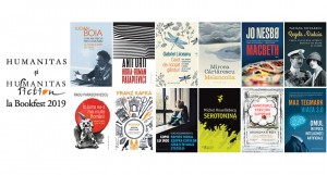 Humanitas și Humanitas Fiction la Bookfest 2019