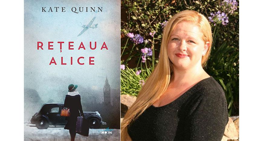 """""""Rețeaua Alice"""", de Kate Quinn (fragment în avanpremieră)"""