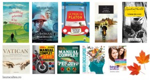 Toamna literară 2014 – Noutăți la Editura Litera
