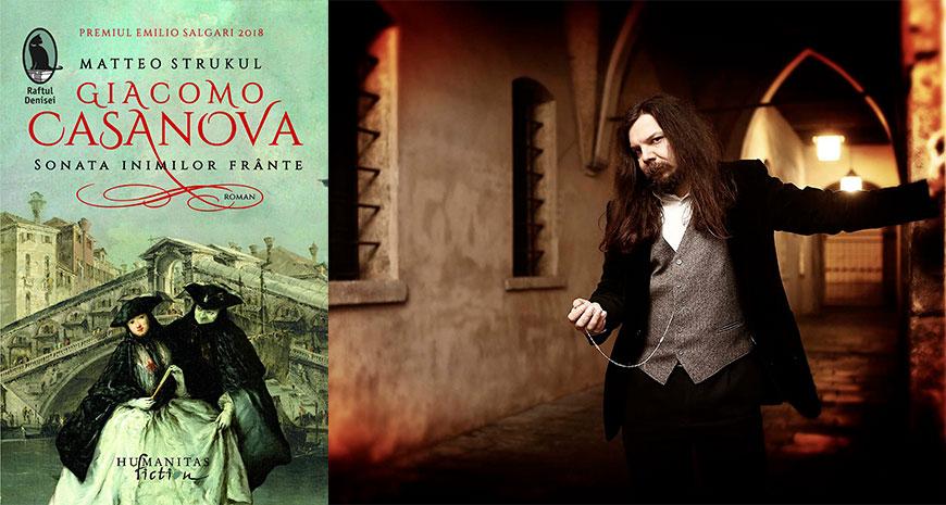 """""""Casanova. Sonata inimilor frânte"""", de Matteo Strukul (fragment)"""