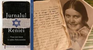 """""""Jurnalul Reniei"""", de Renia Spiegel (fragment în avanpremieră)"""