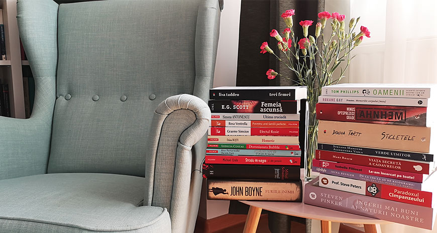 Cărțile lunii (septembrie 2019)
