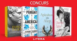 Concurs Editura Litera: recomandări martie [încheiat]