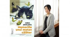 """""""Memoriile unui motan călător"""", de Hiro Arikawa (fragment)"""