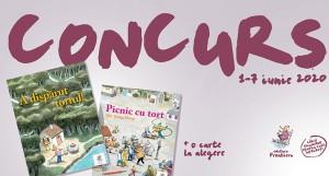 Concurs de 1 iunie: câștigă 3 cărți de la Editura Frontiera [încheiat]