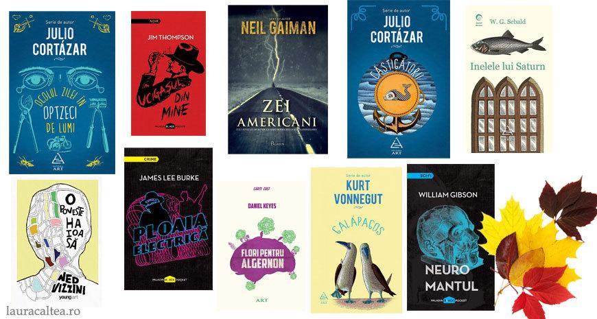 Toamna literară 2014 – Noutăți la Grupul Art