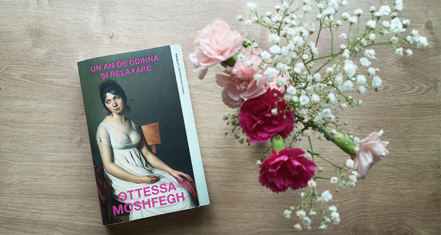 """Un somn american bun, despre """"Un an de odihnă și relaxare"""", de Ottessa Moshfegh"""
