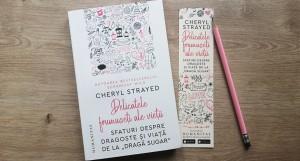 "Concurs Humanitas: ""Delicatele frumuseți ale vieții"", de Cheryl Strayed [încheiat]"