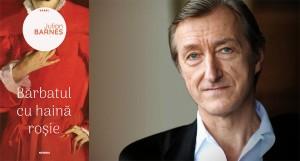 """""""Bărbatul cu haină roșie"""", de Julian Barnes"""