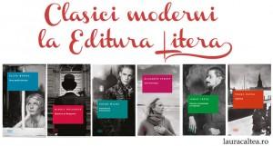 """Editura Litera lansează colecția """"Clasici moderni"""", împreună cu ziarul Libertatea"""