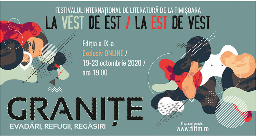 Ediție internațională online a Festivalului de literatură de la Timișoara