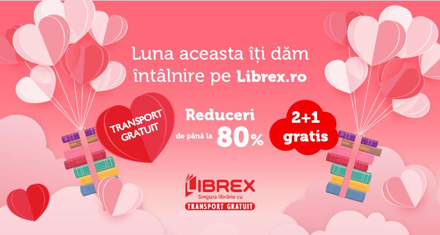 """Concurs Librex """"Îndrăgostit de citit"""" [încheiat]"""