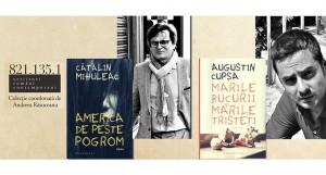 Concurs Editura Humanitas: cărți de Cătălin Mihuleac și Augustin Cupșa