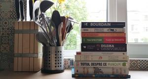 """""""Spune-mi ce mănânci, ca să-ți spun cine ești"""": 10 cărți despre alimentație"""