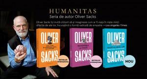 Concurs Editura Humanitas: noua serie de autor Oliver Sacks [încheiat]