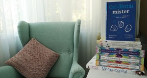 Cărți despre sarcină și parenting: survival kit