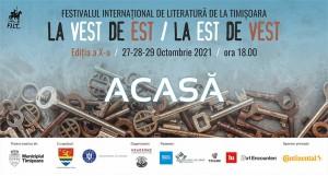 Hervé Le Tellier, laureatul Premiului Goncourt ediția 2020, deschide cea de-a X-a ediție a FILTM