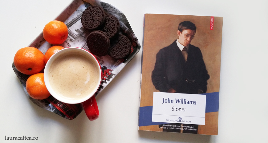 "De profesie cititor, despre ""Stoner"", de John Williams"