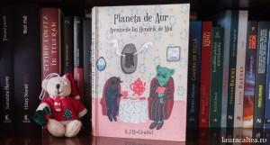 "Eroi de pluș, despre ""Planeta de aur: Aventurile lui Hendrik de Mol"", de K.J. Mecklenfeld"