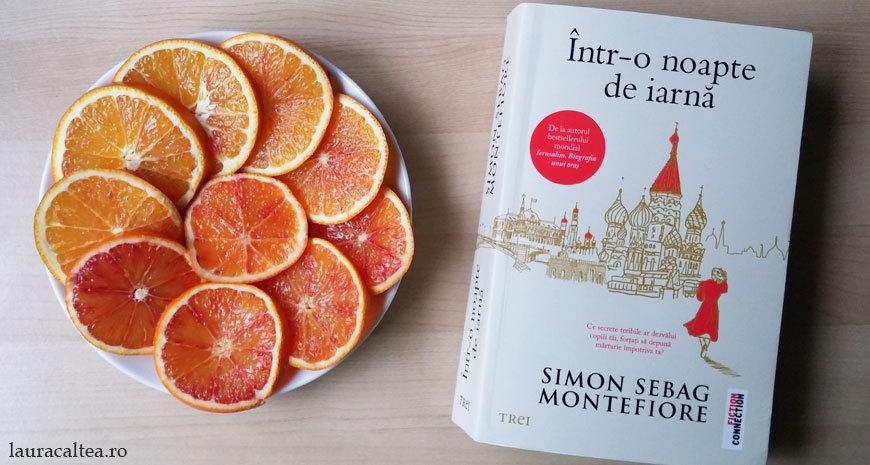 """Un roman istoric ce pare o distopie, despre """"Într-o noapte de iarnă"""", de Simon Sebag Montefiore"""