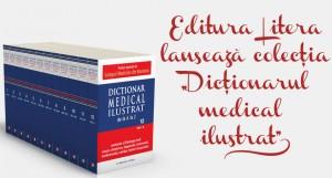 """Litera lansează colecția """"Dicționar medical ilustrat"""""""