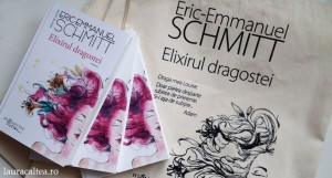 Concurs Eric-Emmanuel Schmitt de 8 martie (încheiat)