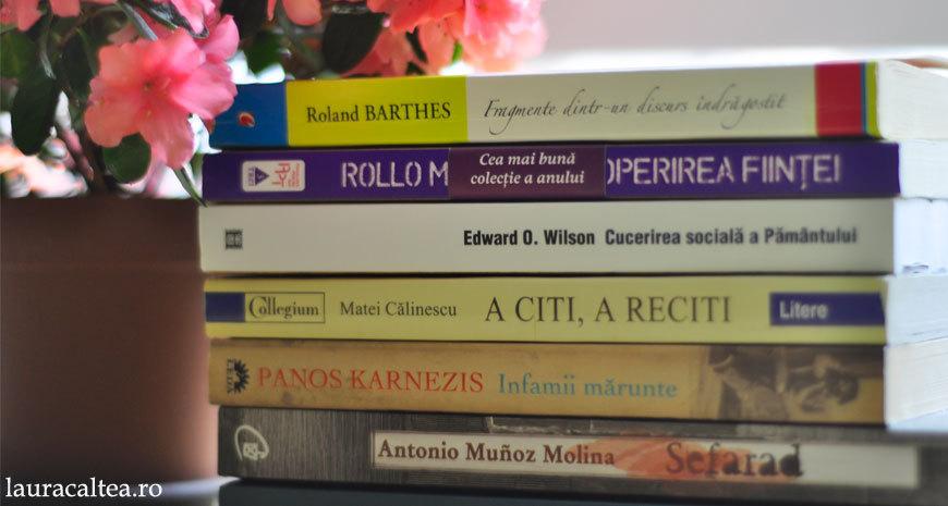 Noutăți literare (9-15 martie 2015)