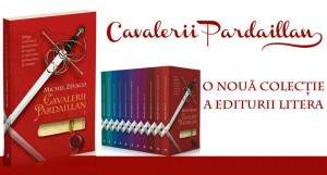 "Litera lansează seria ""Cavalerii Pardaillan"""