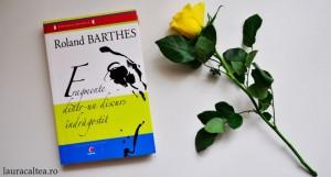 """Cea mai frumoasă carte de dragoste, """"Fragmente dintr-un discurs îndrăgostit"""", de Roland Barthes"""