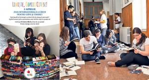 Liniște, copiii citesc! Litera sărbătorește Ziua Internațională a Cărții pentru Copii și Tineret