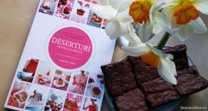 """""""Deserturi pentru zile fericite"""", de Guillemette Auboyer și Ève-Marie Briolat"""