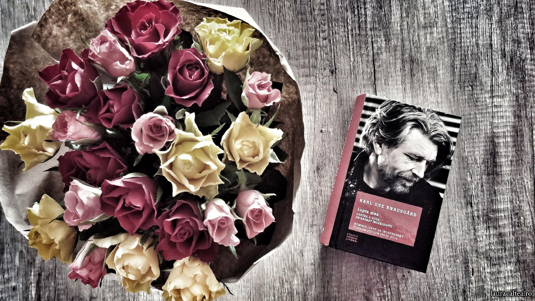 "Karl Ove îndrăgostit: ""un bărbat modern și efeminat"""