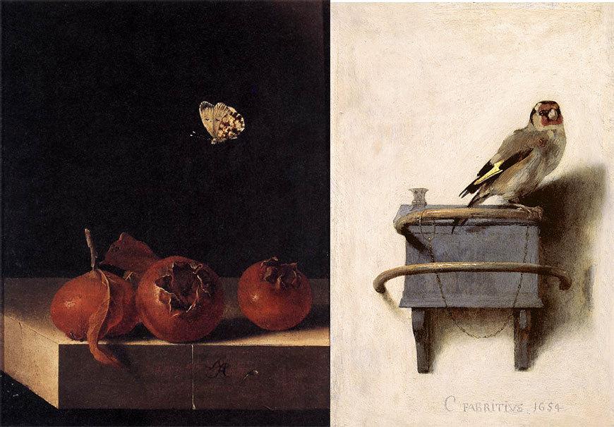 Veriga lipsă dintre Rembrandt și Vermeer