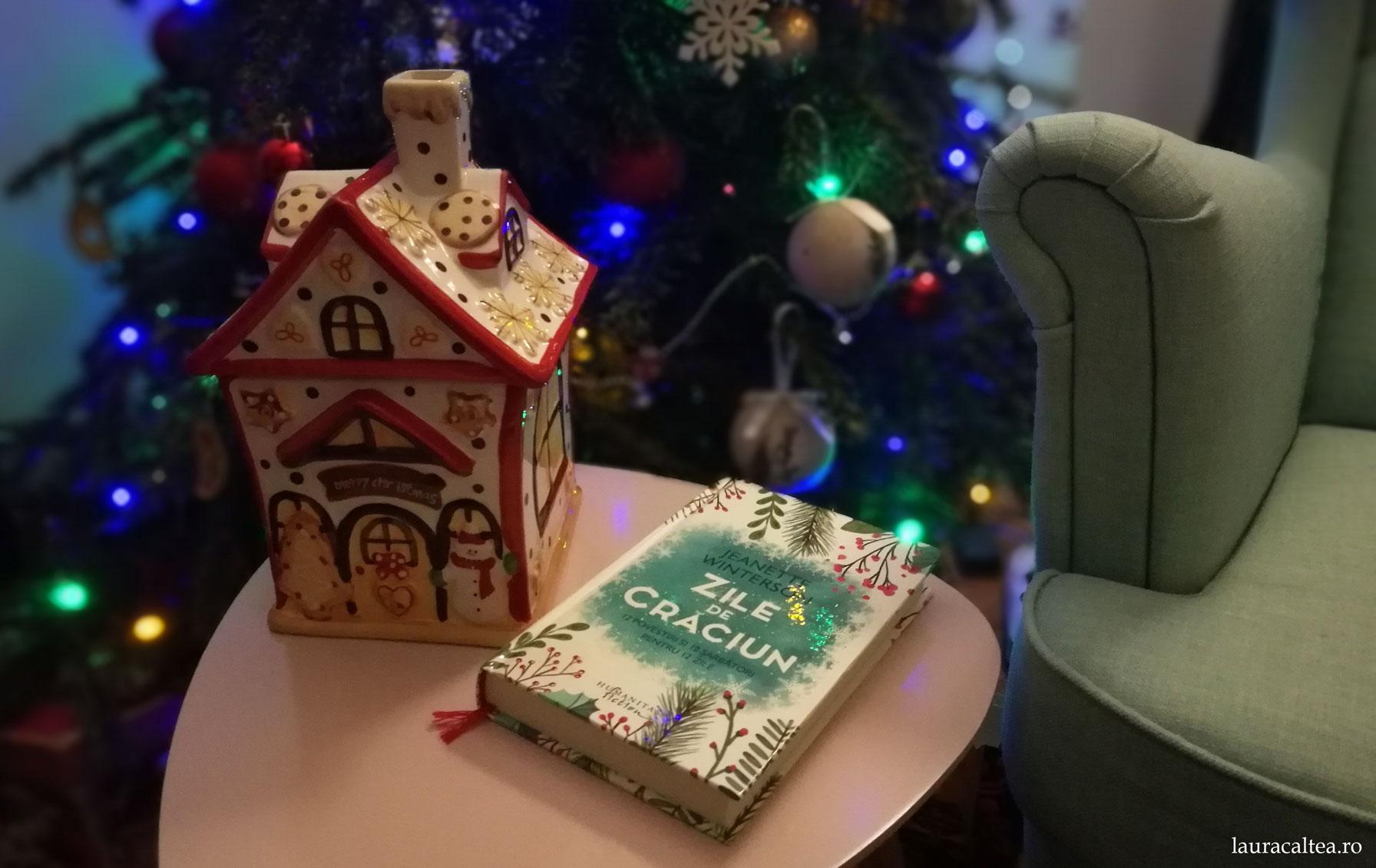 Jeanette Winterson, a Douăsprezecea Noapte și sfârșitul zilelor de Crăciun