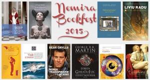 Noutățile Editurii Nemira la Bookfest 2015