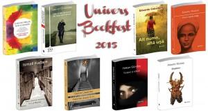 Noutățile Editurii Univers la Bookfest 2015