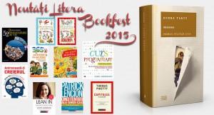 Editura Litera la Bookfest 2015