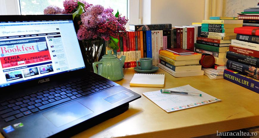 Lista pentru Bookfest 2015 și câteva recomandări
