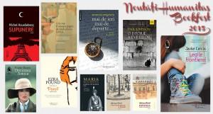 Noutăți ale Grupului Humanitas la Bookfest 2015