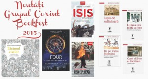 Grupul Editorial Corint la Bookfest 2015