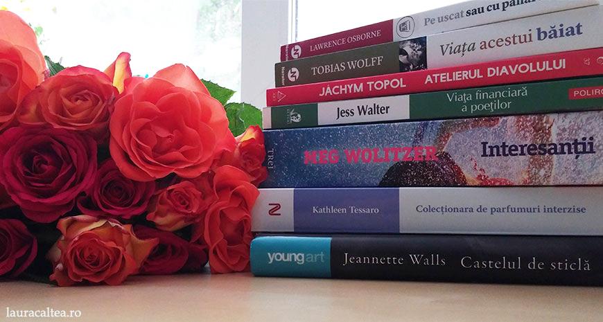 Noutăți literare 22-28 iunie